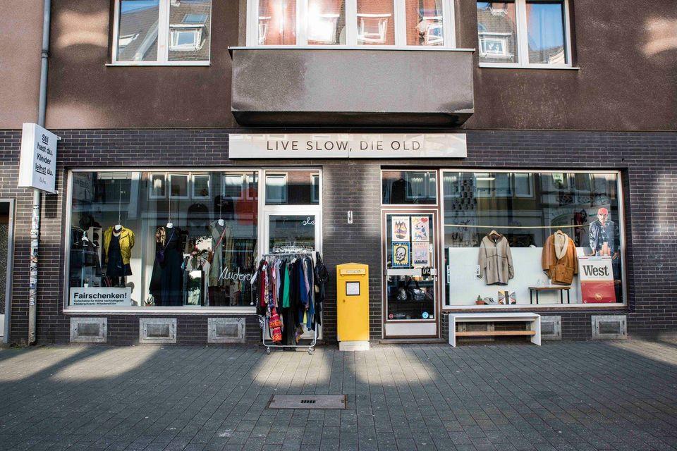 Kleiderei primeira Fashion Library na alemanha