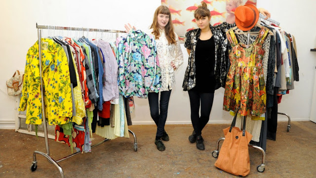 Fashion Library loja de emprestimo de roupas