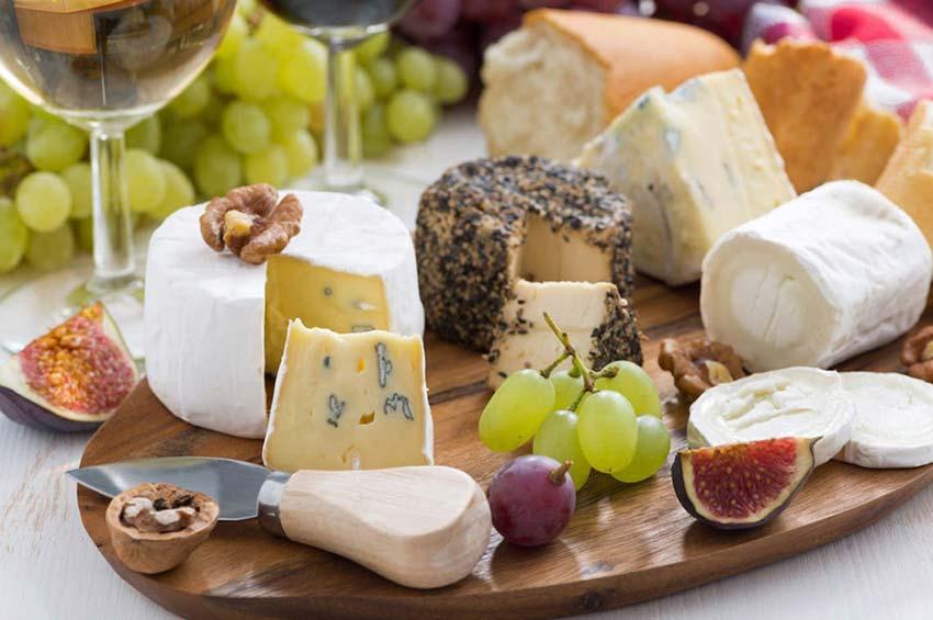 tabua de queijos espanhois