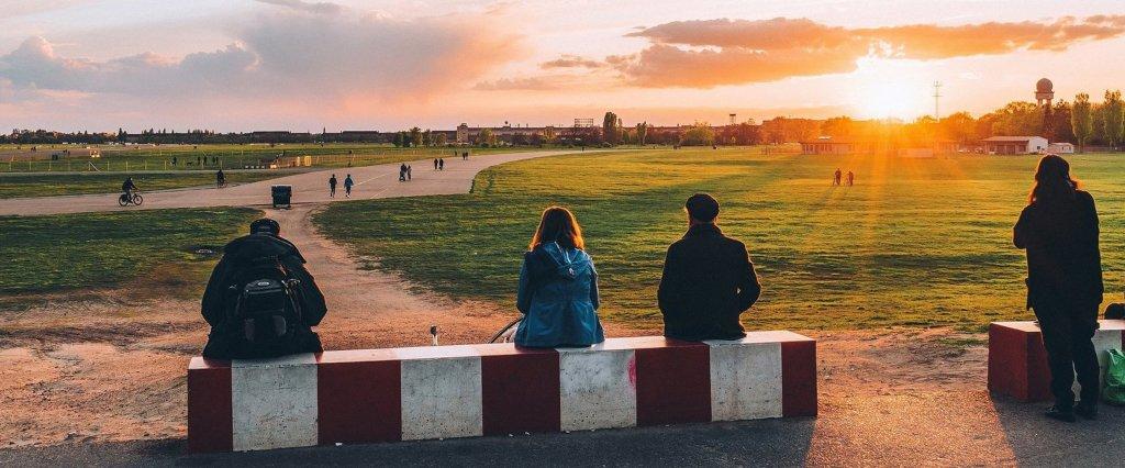 Tempelhof Park - Berlim