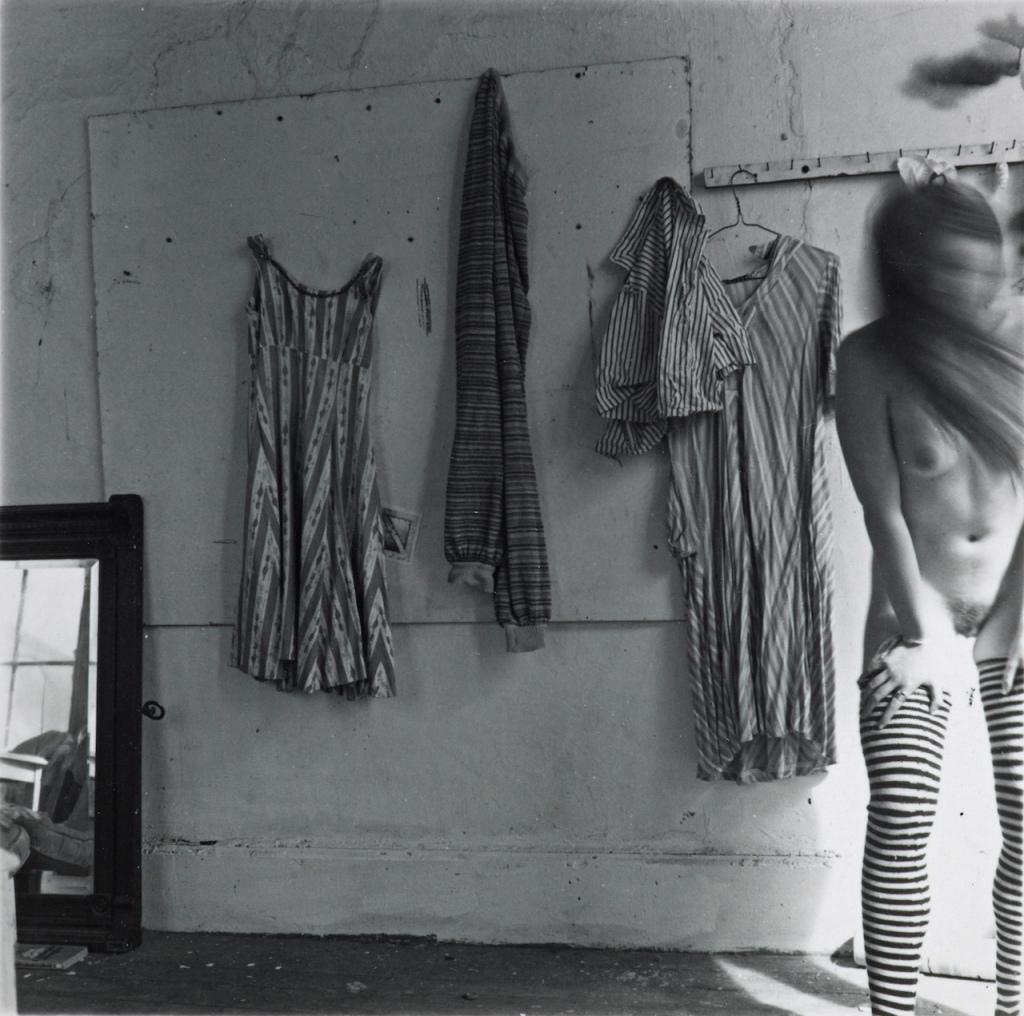 francesca woodman fotografia autobiografica