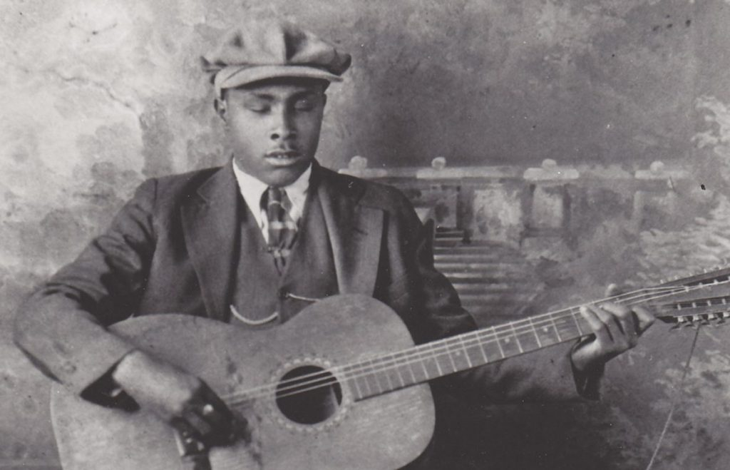 Blind Willie McTell bluesman cego
