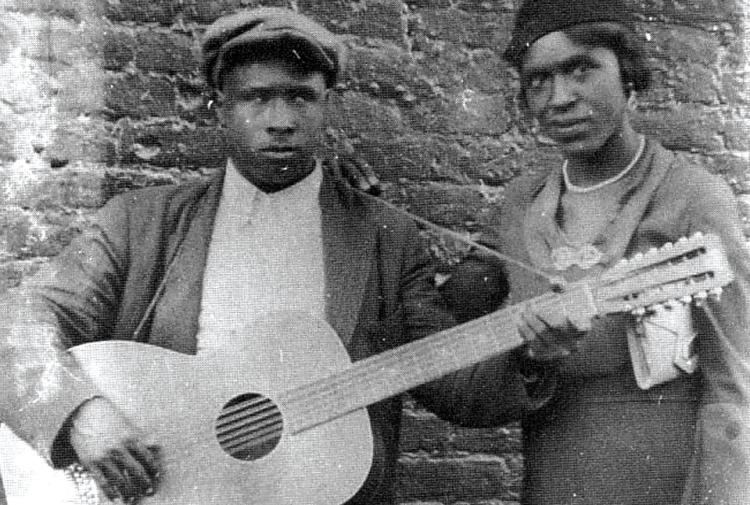 Blind Willie Johnson bluesman cego blind blues