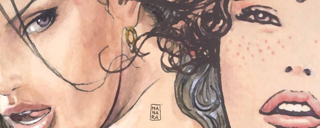 desenhos eroticos de milo manara