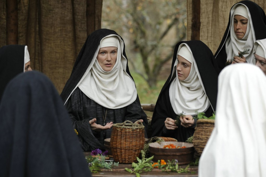 """filme """"Visión"""" que conta a história de Hildegarda de Bigen"""