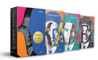 livros de kafka