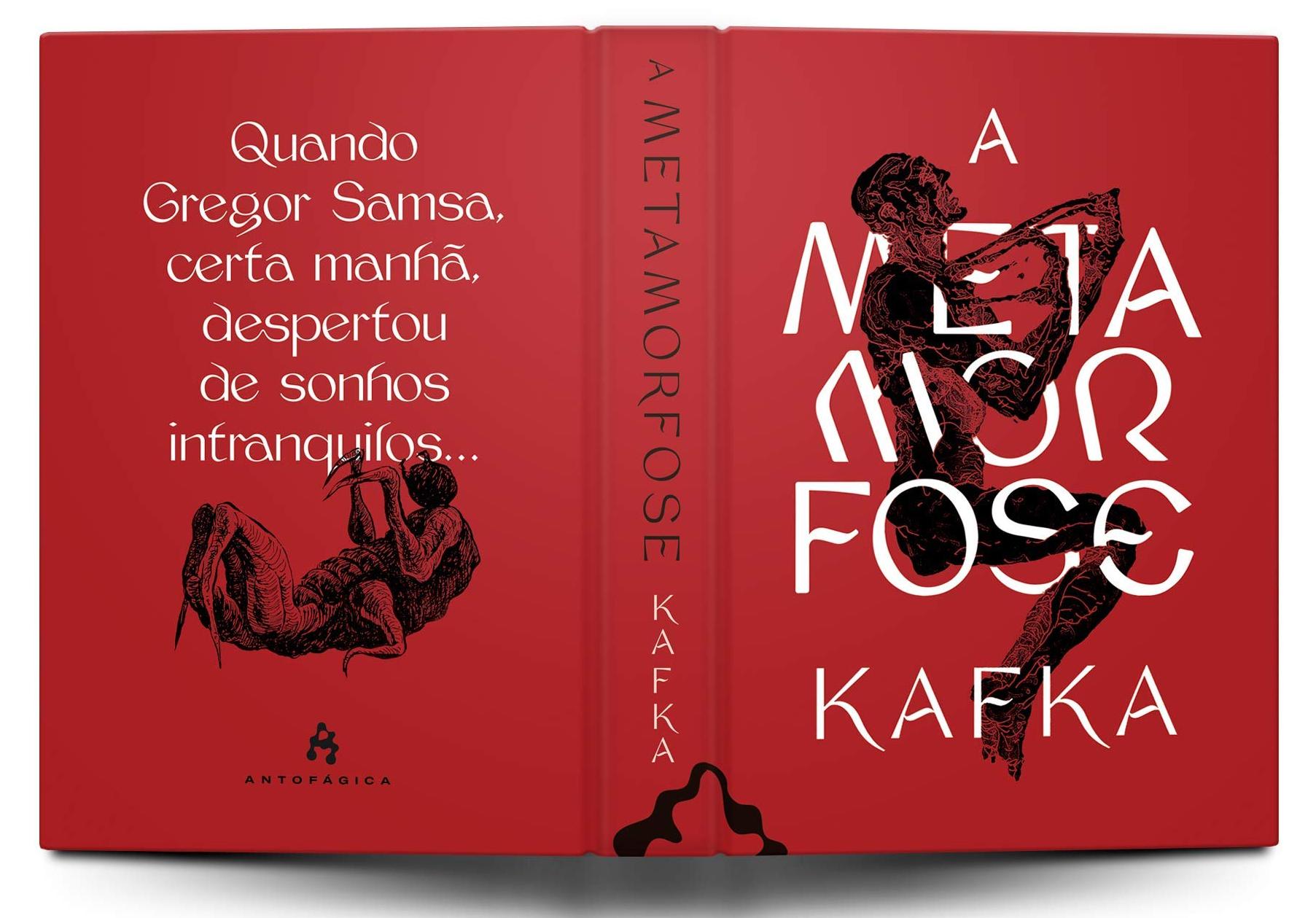 livro a metaforfose de franz kafka